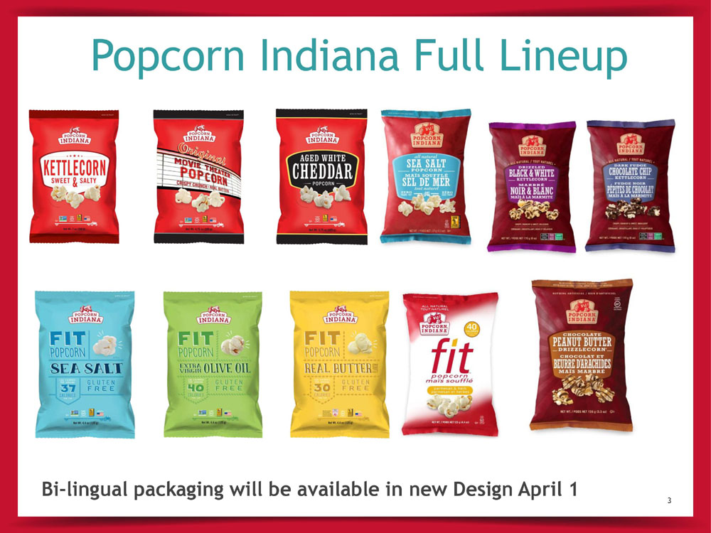 Popcorn, Indiana - Products