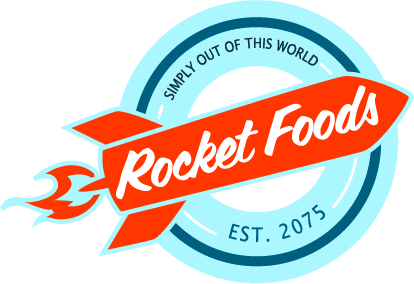 Rocket Foods logo