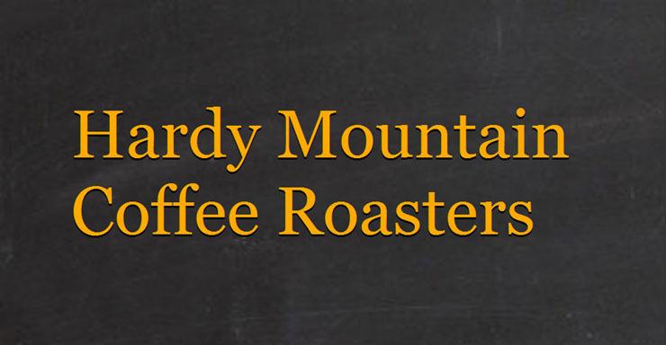 Hardy Mountain Coffee Roasters logo
