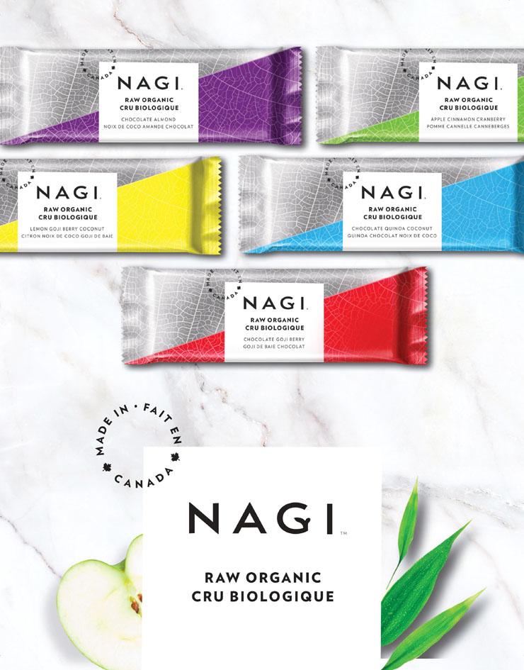 NAGI Raw Organic - page 1