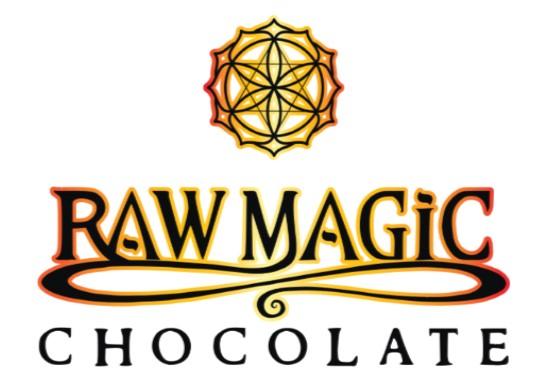 Raw Magic Chocolate logo