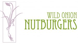 Wild Onion Nutburgers logo