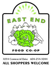 East End Food Coop logo