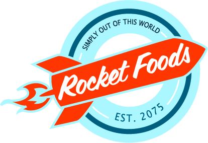 Rocket Foods logo