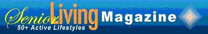 Senior Living Magazine logo