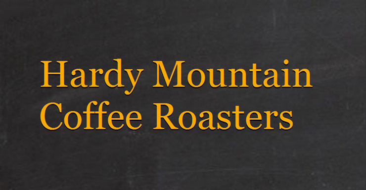 Hardy Mountain Coffee Roasters logo