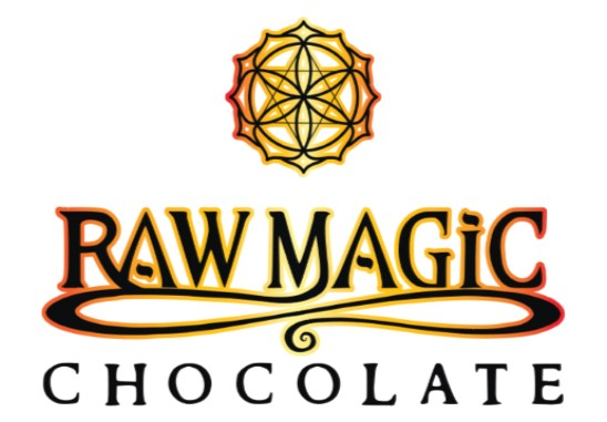 Raw Magic Chocolate logo