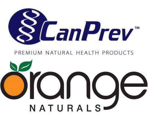 CanPrev & Orange Naturals logo