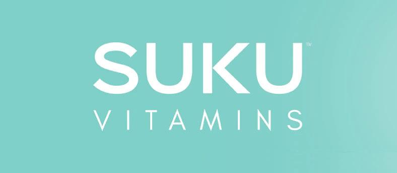 SUKU Vitamins logo